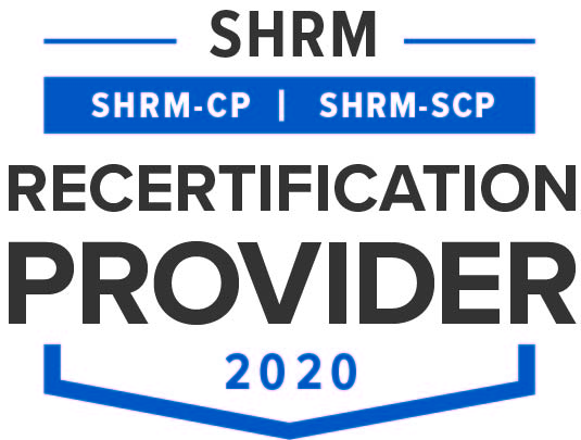 SHRM recertification 2020